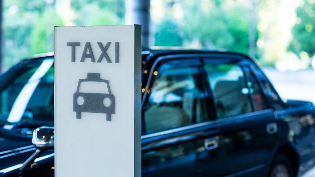 山梨県,タクシー