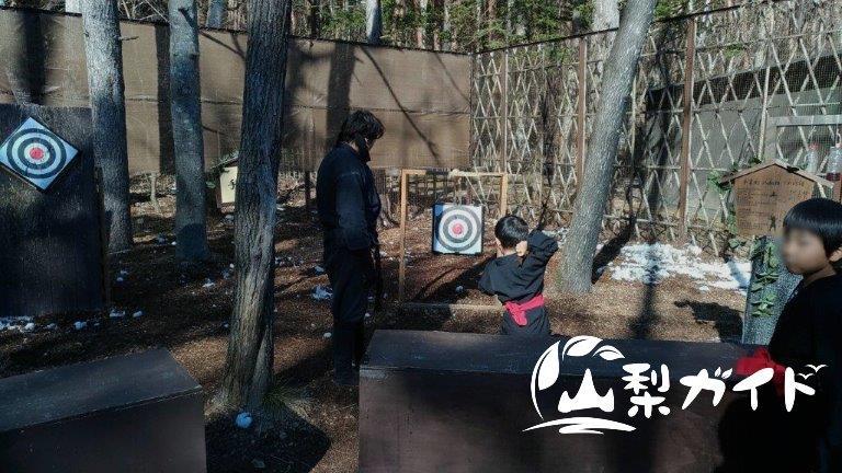 「忍野しのびの里」子供が全力で楽しめる7つのアトラクション【画像多数】