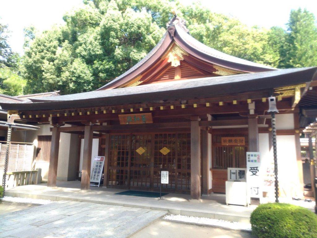 武田神社,祈願