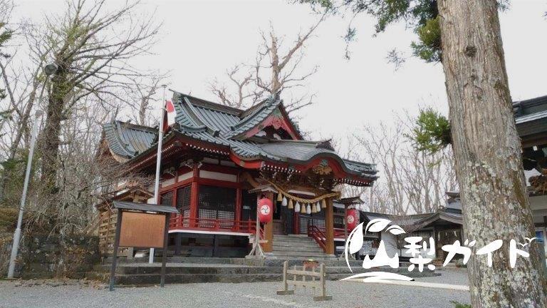 北口本宮冨士浅間神社がパワースポットと言われる3つの理由