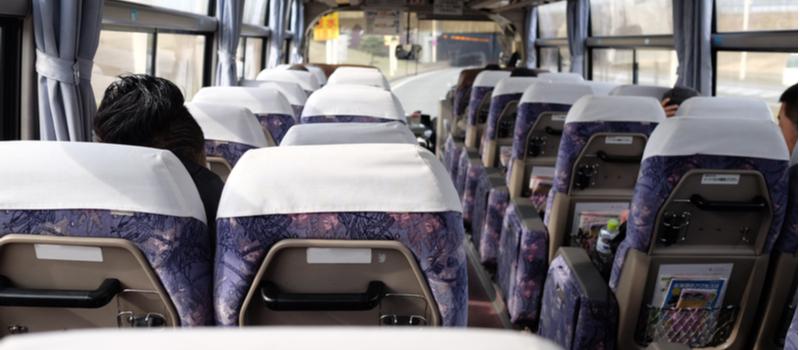 新宿⇔甲府間の高速バス「通常便」と「特急便」の違いは?