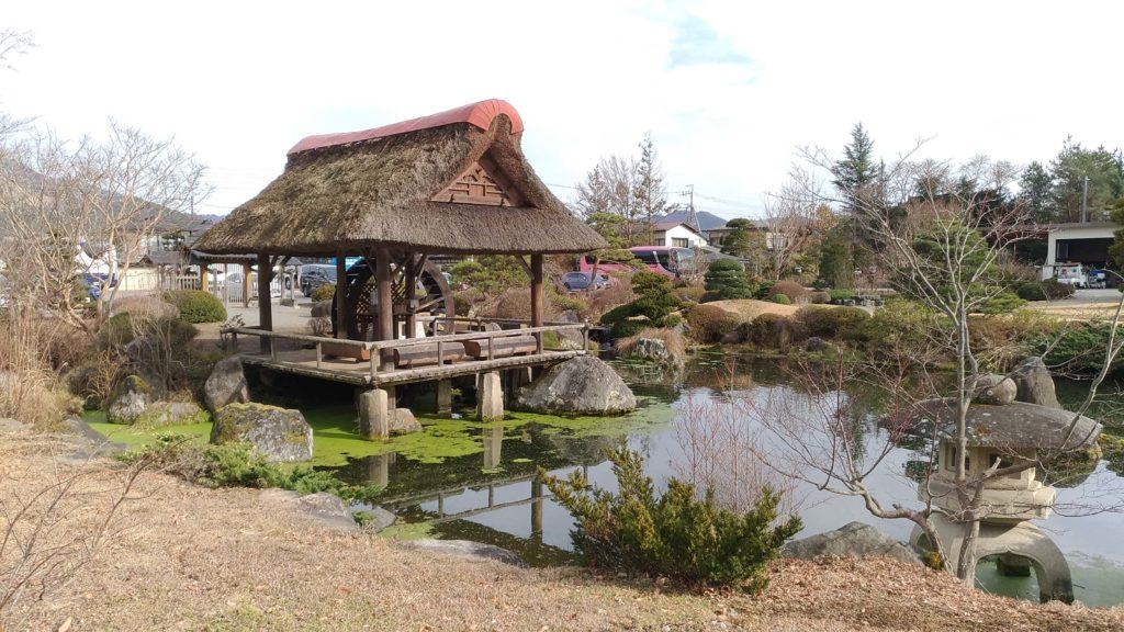 忍野八海,モデルコース,景観