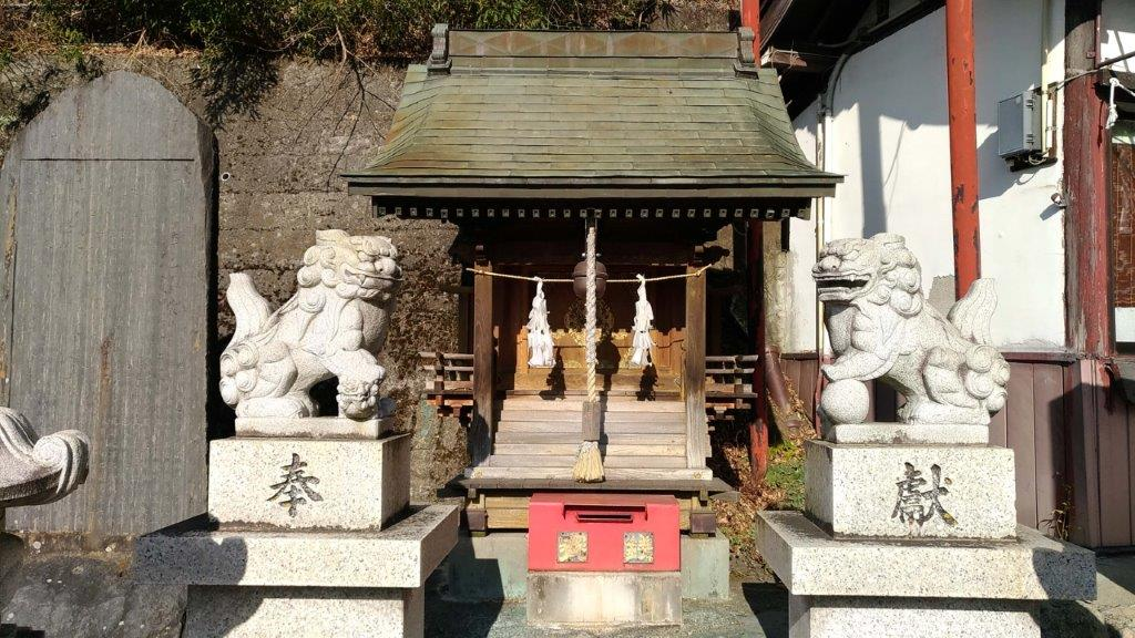三魂交通神社,水天宮
