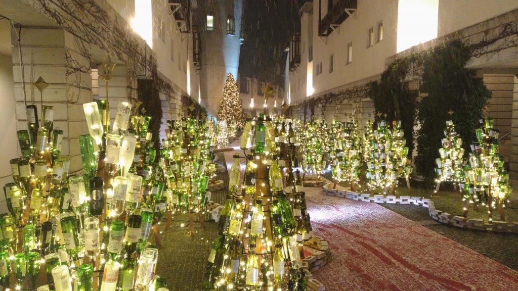 山梨県,イルミネーション,おすすめ,八ヶ岳クリスマスタウン