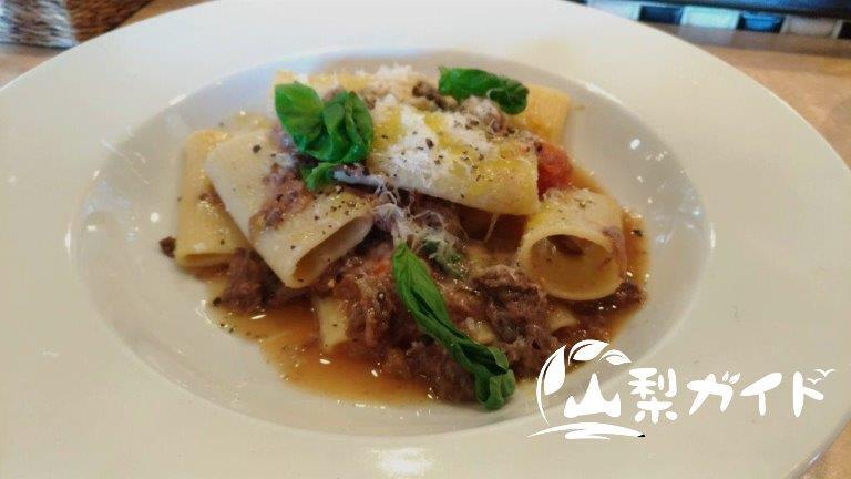 【田舎カフェオーチャード】イタリアンランチを南アルプスで味わおう