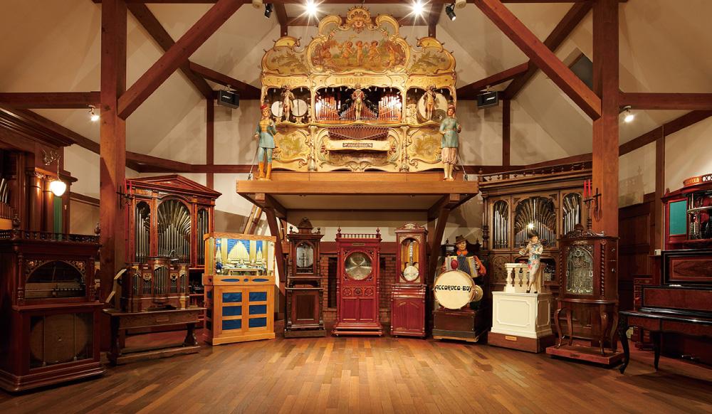 八ヶ岳清里萌木の村オルゴール博物館