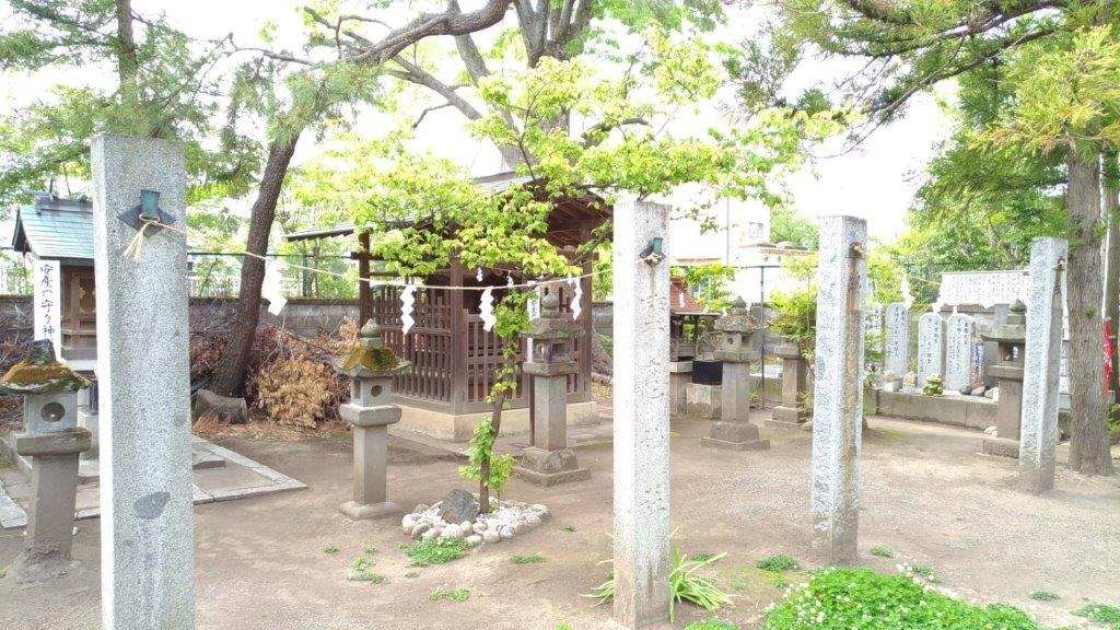 穴切大神社,縁結び,