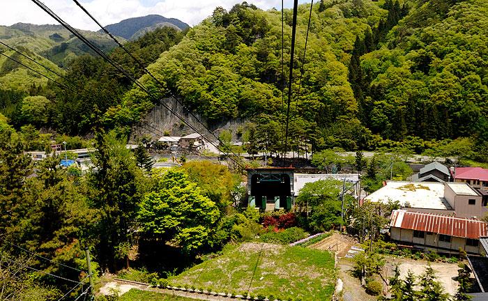 仙娥滝(昇仙峡内)