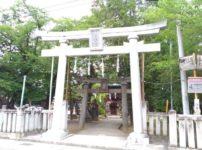 甲斐国 住吉神社